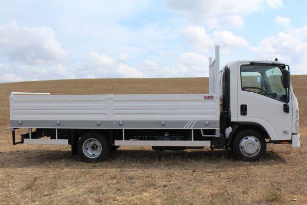 Open Steel Truck Body 6