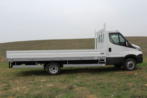 Open Steel Truck Body 2