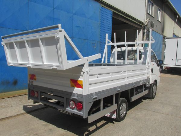 Mobile Steel Truck Body 3