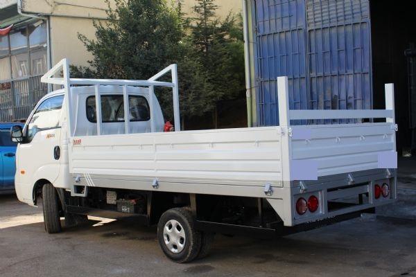 Open Steel Truck Body 3