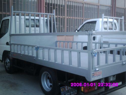 Gas Cylinder Stake TruckBody 7