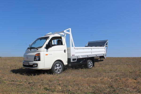Mobile Steel Truck Body 2