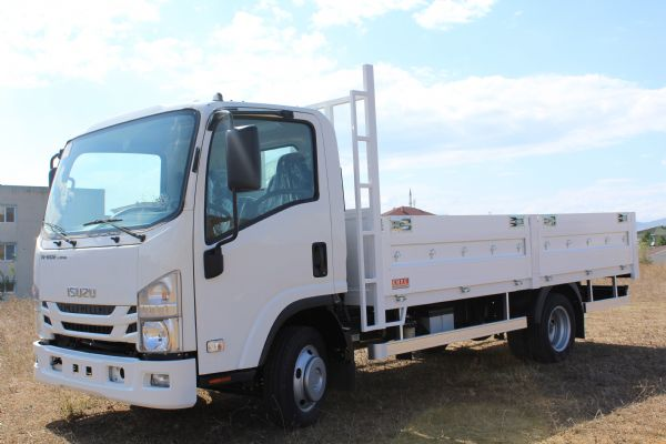 Open Alluminium Truck Body 3