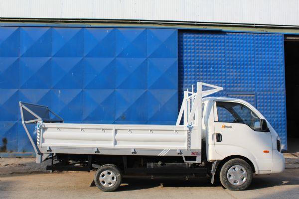 Mobile Steel Truck Body 1