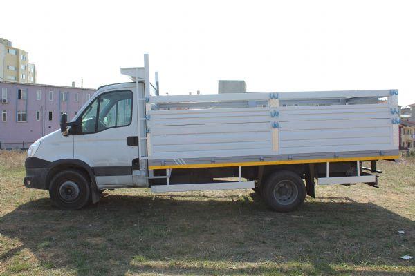 Open Steel Truck Body 1