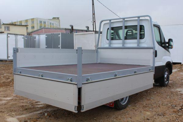 Open Alluminium Truck Body 8