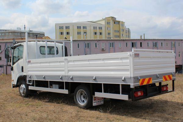 Open Steel Truck Body 7
