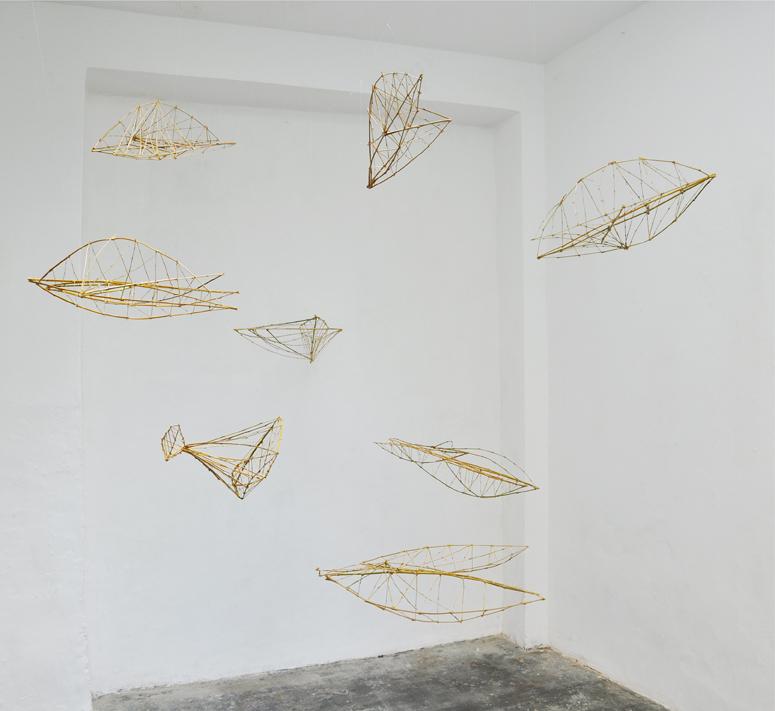 04 Giulia Berra, Mattang, installation view, MARS, Milano