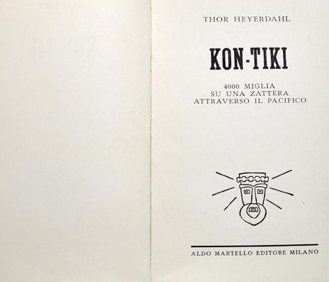 Kon-Tiki for Mattang