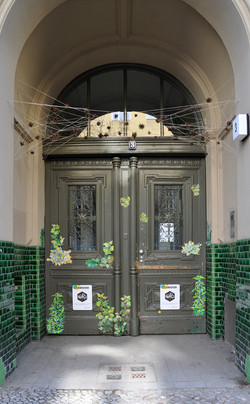 Giulia Berra, Green Doors; The Passengers