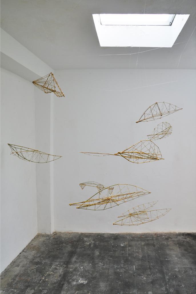 Giulia Berra, Mattang, installation