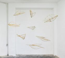 Giulia Berra, Mattang, installation view, MARS, Milano