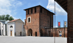 Castello Visconteo di Legnano, Legn