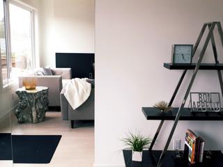 Living room - Staging