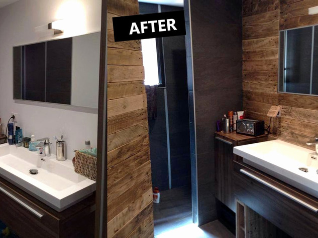 Before After - Bathroom