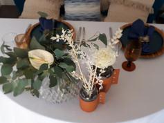 Boho Cihic Sweetheart Table