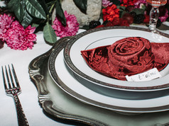 Valentines day 2019 Tablescape Inspiration