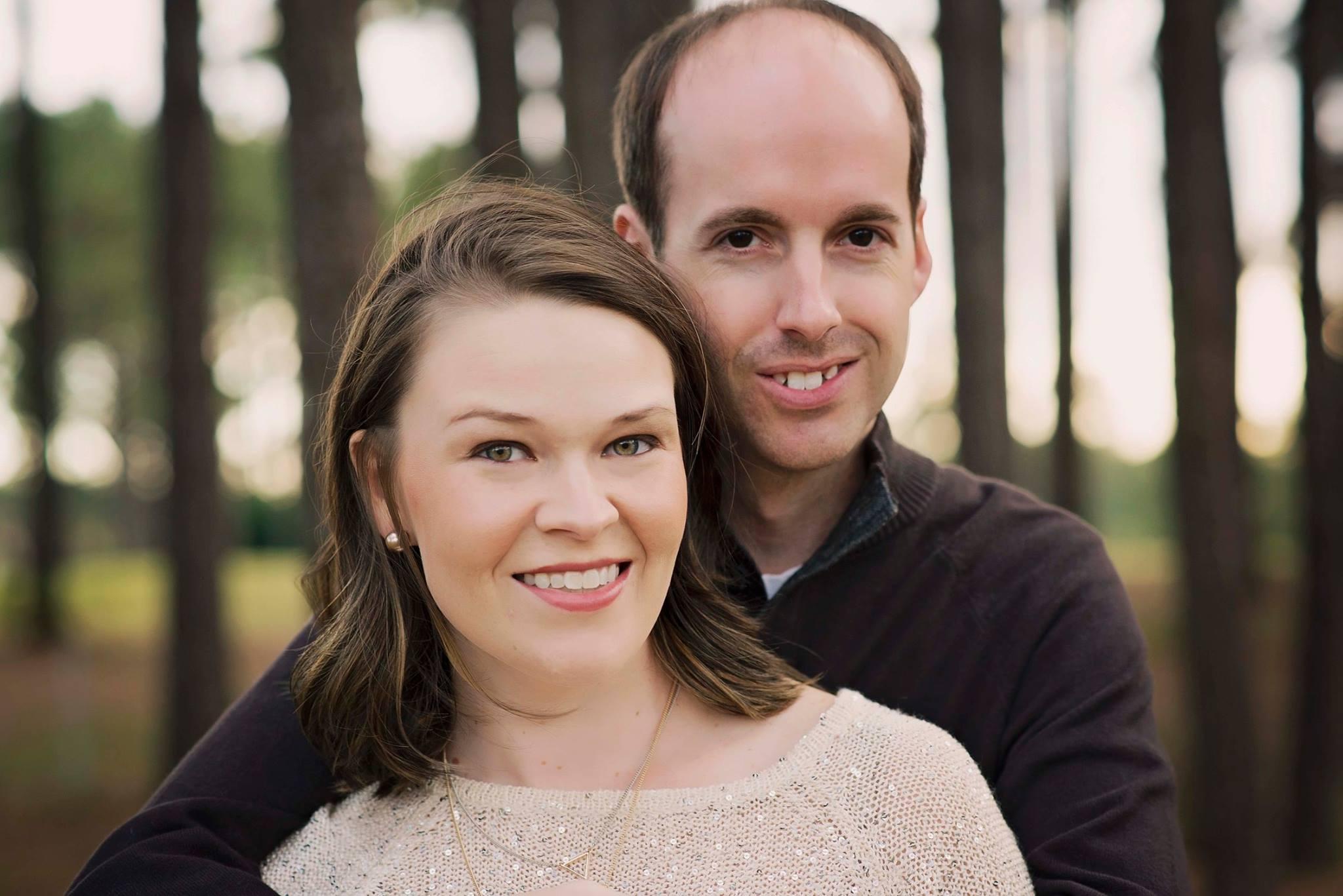 Justin and Lauren