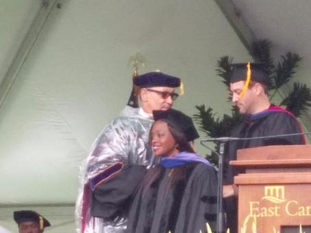 Congratulations, Lalage A. Katunga, PhD