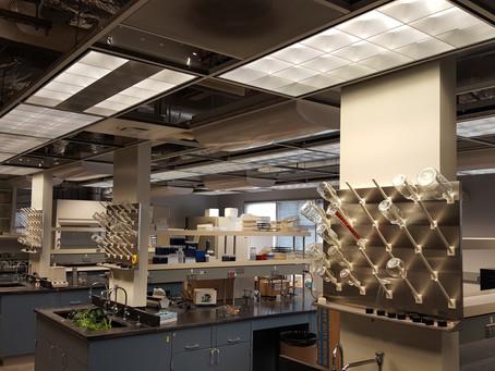 New Lab at UIowa-College of Pharmacy