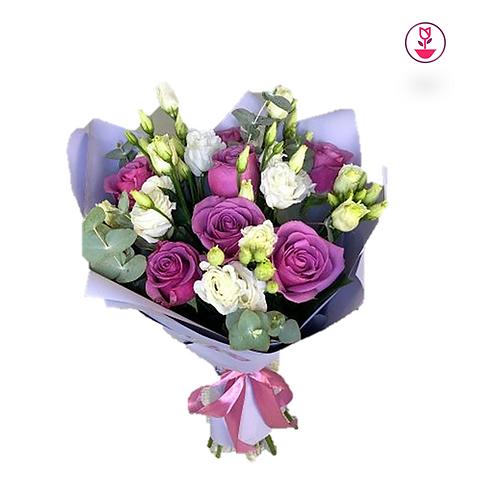 Ramo de flores Purple