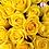 Thumbnail: Bouquet de rosas amarillas