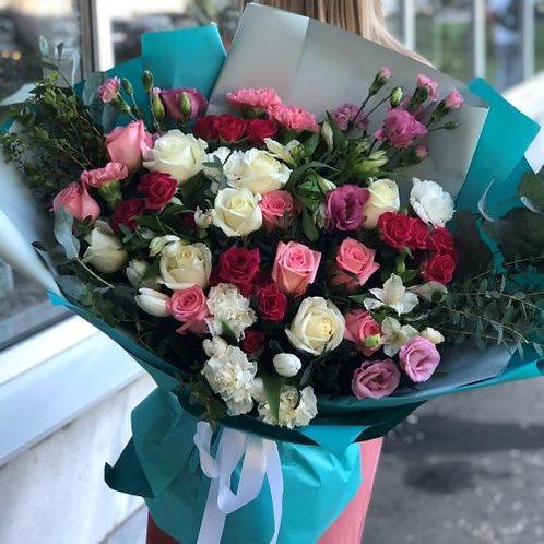 Rosas maravillosas