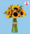 Girasoles | Arreglos de flores con girasoles