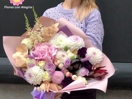 Pampas, un producto floral exclusivo de floresconalegria.com