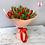 Thumbnail: Ramo de tulipanes rojos