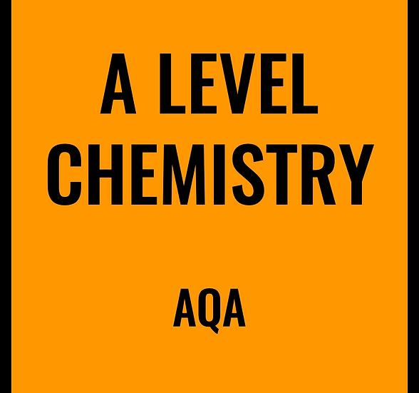 A-Level Chemistry - AQA