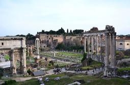 Roman Forum, Rome Italy