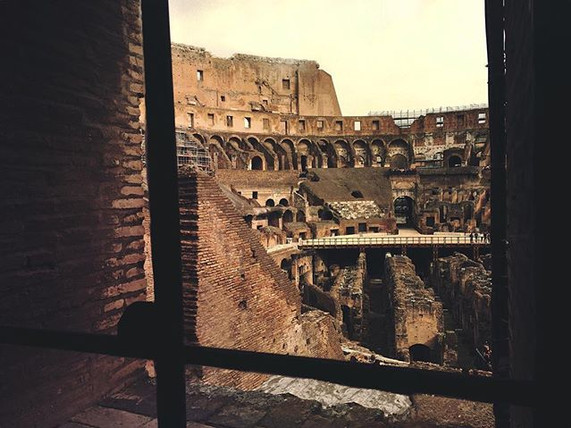 The Colosseum, Rome Italy