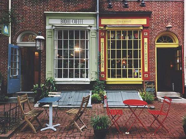 The Perfect Spot - Philadelphia, PA