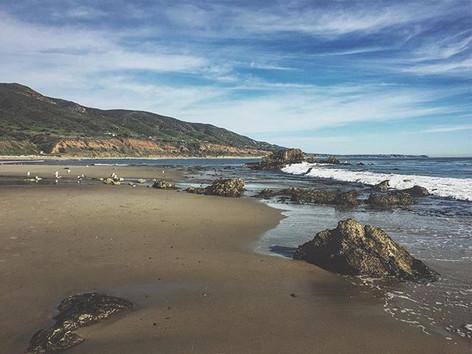 Leo Carillo Beach, Malibu CA