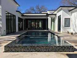 Modern Austin Pool