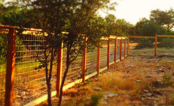 Ranch Style Fence