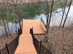 Lake Austin Deck Access