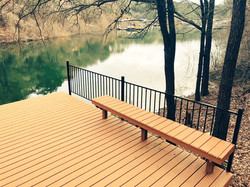 Lake Travis Composite Deck