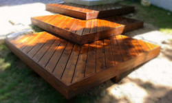 Moderns cape Decking