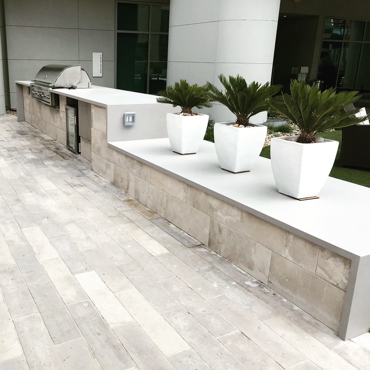 Austonian Outdoor Kitchen