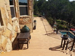 Composite Deck in Leander