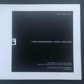 Three dimensional visual analysis