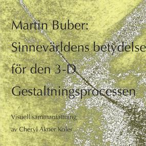 Martin Buber Sinnevärldens Betydelse för