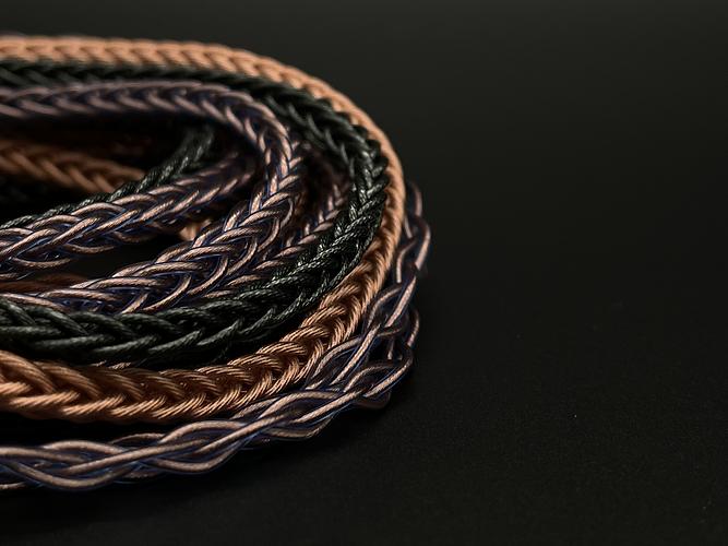 Кастомные кабеля для наушников RUAUDIO