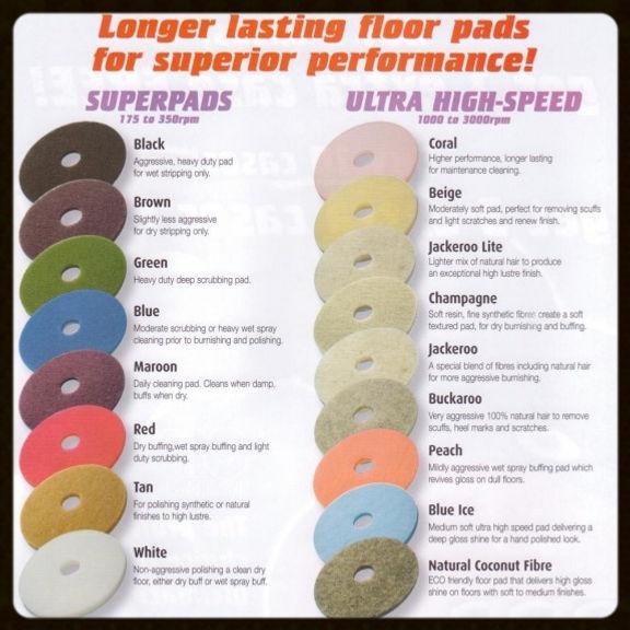 Professional floor pads cambridgeshire uk