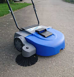 workshop sweeper hire