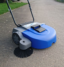 workshop sweeper hire