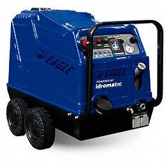 diesel steam cleaner hire