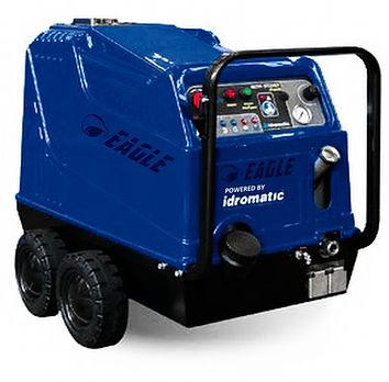 Industrial diesel steam cleaner hire